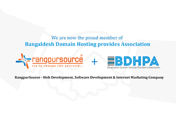 RangpurSource is now the member of Bangladesh Domain Hosting Providers Association!
